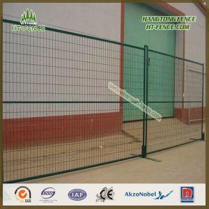 Pannello provvisorio verde /Fencing della rete fissa della costruzione