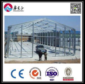 Diseño de la construcción de la estructura de acero Taller (BYSS3301)