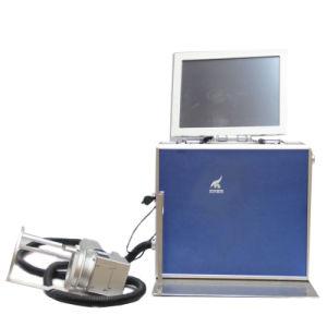 Máquina de grabado de plástico portátil Chuke