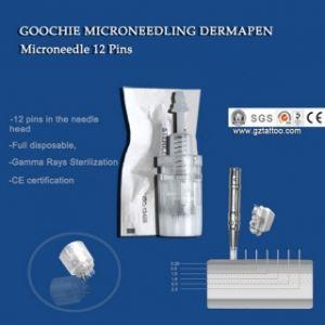 DermapenのためのMicroneedle 12 Pins