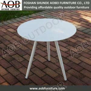 Banheira de venda Design Luxury Hotel exterior em alumínio mobiliário Poltrona Sofá Definido