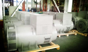 CA Generator di 1500kVA/1200kw Faraday Generator Three Phase