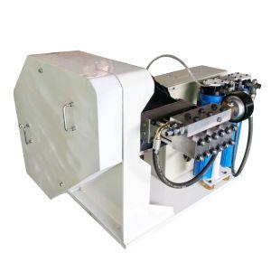 Máquina de corte chorro de agua con bomba de accionamiento directo DDP-30