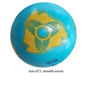Promoção de tamanho completo bola de futebol de Borracha