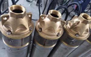 Погружение водяной насос 4 sk 1 дюйма на выходе из латуни 1HP/1.5HP/2HP