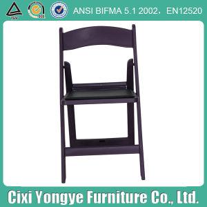 Events를 위한 자주색 Padded Resin Folding Chair