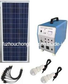 Mini luce a energia solare della centrale elettrica 300W (FC-MA300-A)