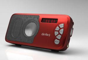 Beweglicher Lautsprecher