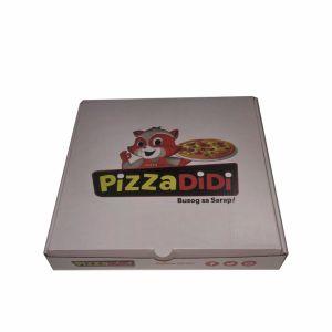 Caixa barata da pizza da impressão bonito