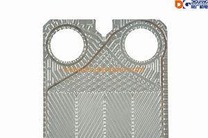 Intercambiador de calor de placas soldadas semi Cassete placa