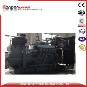 Mitsubishi 1164KW à 1600KW Groupe électrogène Diesel avec un bon moteur