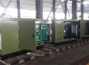 generatore diesel 250kVA generatore silenzioso/standby di Cummins di 200kw Soundrpoof