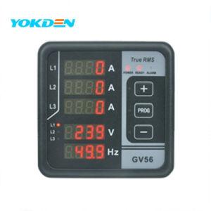Gv56 meet de Dieselmotor T/min de Digitale Meter van de Ampère