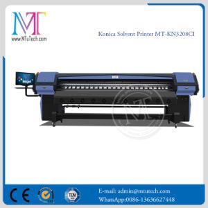 Stampante solvibile Mt-Konica3208ci di Konica della stampante di getto di inchiostro di ampio formato