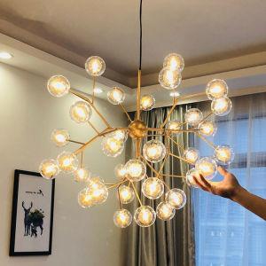 Firefly LED Luz Sputnik elegante ramo de árvore lustre a Lâmpada (WH-AP-106)