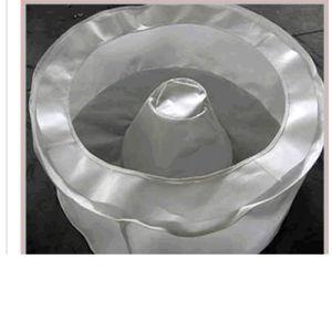 폴리에스테 필터 로진 압박 수동 유압 기름을%s 나일론 여과 백