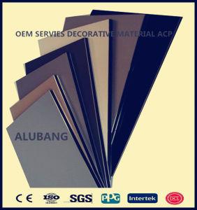 comitato composito di alluminio della costruzione di 1220*2440*3mm
