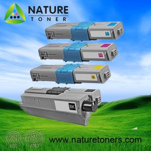 Cartucho de tonalizador compatível da cor para Okidata C310/330/Mc510/Mc530/Mc531/Mc561/Mc562