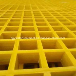 Cubierta de fibra de vidrio PRFV rejilla con buena calidad y precio más bajo