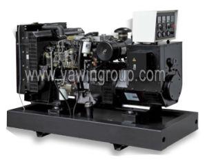 500kVA Groupe électrogène diesel de type ouvert avec moteur Perkins 2506C-E15tag1