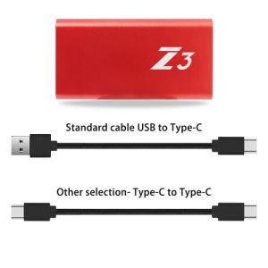 500 ГБ, 512 ГБ Внешний SSD Тип C-USB3.1 3D МЛК портативные жесткие диски SSD