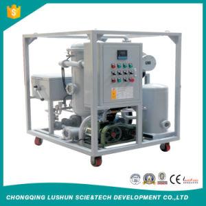 Jy Serien-Vakuumisolieröl-Filtration-Maschine