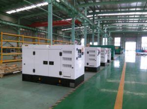 50kVA Yangdongのセリウムが付いているディーゼル発電機セットは承認した(GDYD50*S)