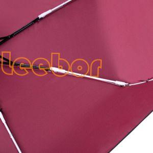 高品質の自動よりよく3つの折るメンズ防風の傘