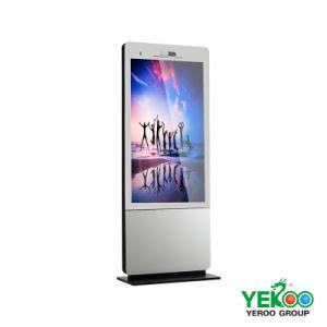 Haltbare bekanntmachende Bildschirmanzeige-DigitalSignage LCD-Innenbildschirmanzeige