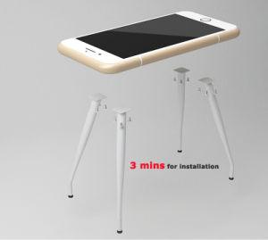 Neue Entwurfs-Form iPhone Form-moderner Innenministerium-Möbel-Büro-Tisch (HC-D08)