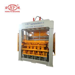 Beste het Maken van de Baksteen van de Output van de Machine van de Baksteen van het Cement van de Prijs Hoge Met elkaar verbindende Machine