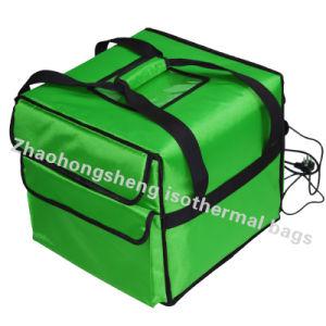 Isolation thermique électrique de la mode de livraison de nourriture pour les hommes de sac personnalisé du refroidisseur de l'Australie