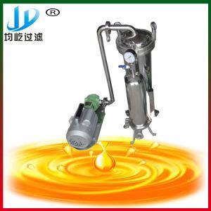 Purificação de gasóleo do filtro de óleo