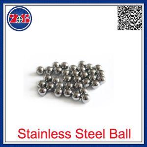 De Bal van het Roestvrij staal van SUS 304 2mm, Bal van het Staal van de Lage Prijs de Malende