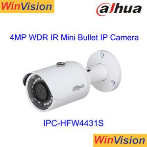 China mejor Dahua Mini 4MP de la marca de seguridad IP DE ALTA DEFINICIÓN DE INFRARROJOS Poe pequeña cámara CCTV exterior Ipc-Hfw4431s