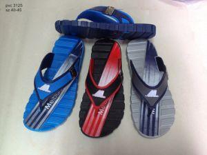 Venta caliente Zapatilla de hombre zapatos Sandalias zapatos (YG3125-1)