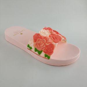 Горячая продажа мягкие светлые тона цветов красивые туфли