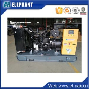 generatori diesel silenziosi del motore britannico di 120kw 150kVA
