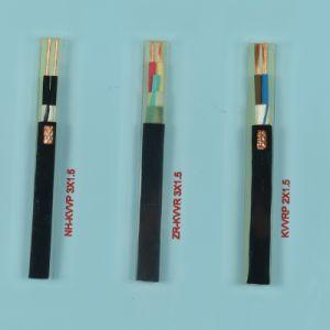 Cavi flessibili del PVC del collegare di rame e collegare del cavo elettrico per il cavo di collegamenti della costruzione