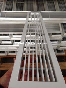 Traliewerk van de Staaf van het Traliewerk van het aluminium het Lineaire