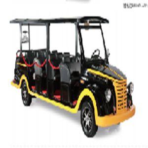 Os carros diesel preto clássico modelo de automóvel de turismo Dsy-D14-Zhc