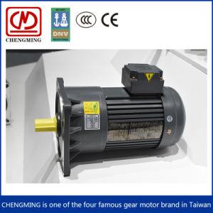 200W 높은 비율 삼상 AC 기어 브레이크 모터