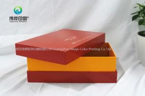 Vakje van het Document van de Gift van de Luxe van de douane het Verpakkende
