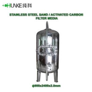 China Industrial / Aço inoxidável de carbono 6000 Litro Ss 304 Preço do tanque de água sanitária vaso de pressão de armazenamento para venda