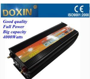 4000W солнечная энергия изменения синусоиды инвертора DC 12V AC 220 В