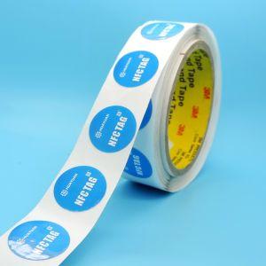 13.56MHz ISO14443A 풀그릴 MIFARE 고전적인 1K RFID 레이블 꼬리표 스티커