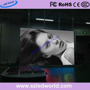 Schermo di visualizzazione dell'interno del LED di colore completo P3 sul viale
