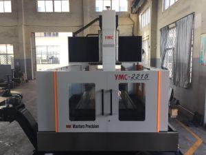 3/4/5 Eje doble columna Vmc Centro de mecanizado de fresado CNC máquina