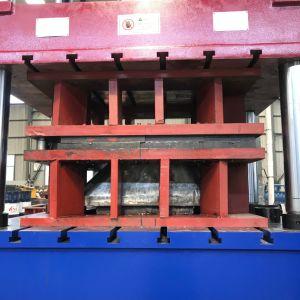 바퀴 무덤 쟁반을%s 4개의 기둥 수압기 기계