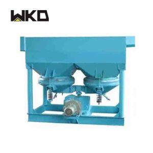 큰 수용량 충적 금 광석 분리기 광업 지그 기계